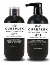 Cureplex Zestaw: No.1 Bond creator 500ml + No.2 Bond fortifier 500ml