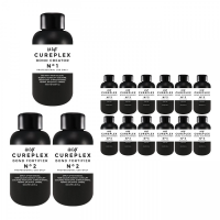 Cureplex Zestaw: No.1 Bond creator 500ml + 2 x No.2 Bond fortifier 500ml +12 x No.3 Bond susteiner 100ml